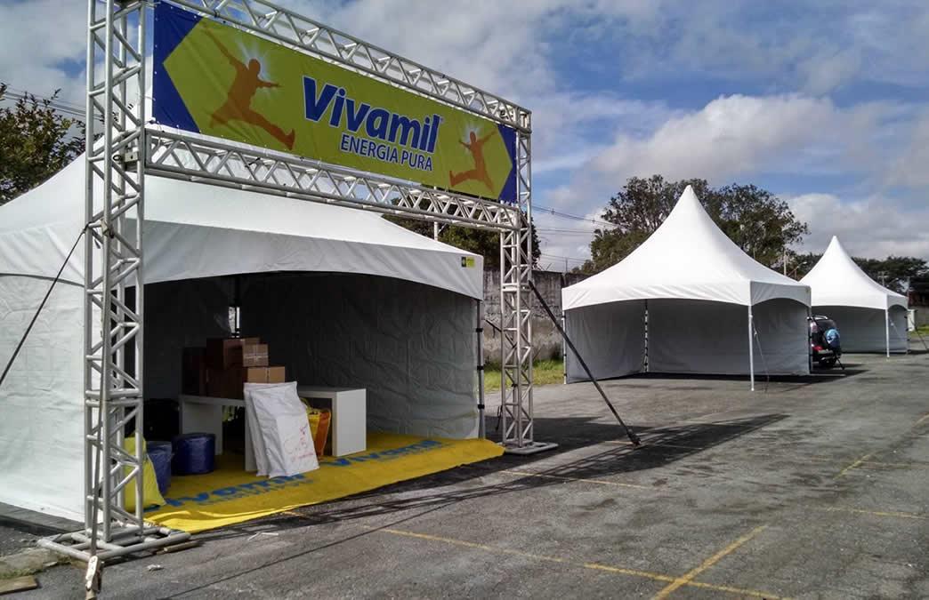 alugar barraca para feiras e eventos em curitiba