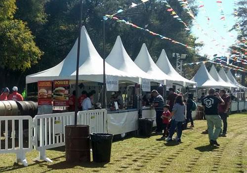 Motivos para você usar tendas em seu evento
