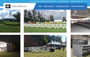 locação de tendas para eventos curitiba