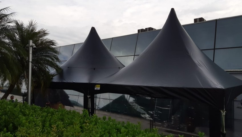 tendas quadras 4 metros em curitiba