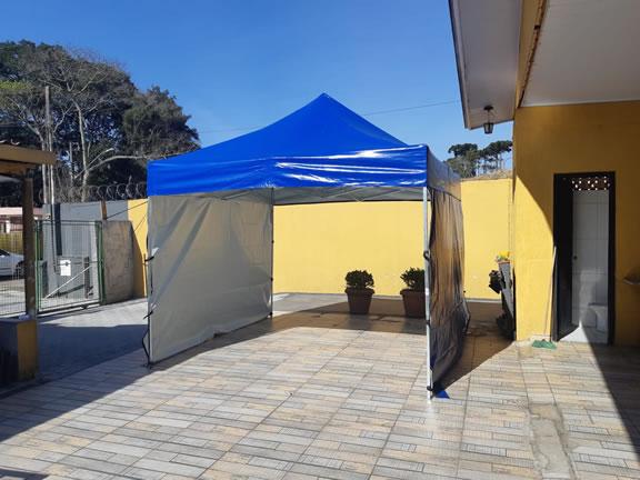Comprar Tendas Sanfonadas em Curitiba: 2×2 e 3×3
